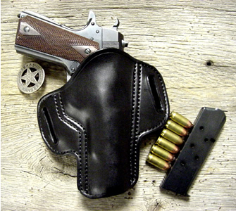 Modern Leather Holsters and Mini-Holsters | Old West Leather