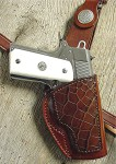 SHOULDER HOLSTER WITH STRAP