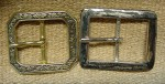ANTIQUED BUCKLES