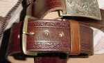 BELT ADJUSTER BUCKLE