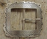 Geronimo Belt Buckle