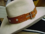 Wind River Hatband