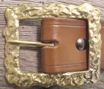 Gold Rush Buckle