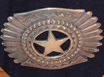 Lonesome Dove Buckle