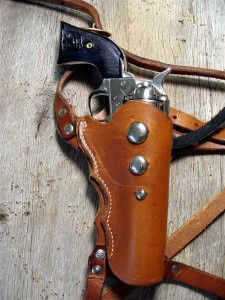 NEW MEXICO SHOULDER HOLSTER