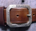 MOUNTED TEXAS RANGER