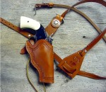 Schofield Shoulder Holster