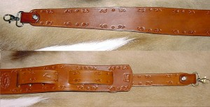 OLD WEST BANJO STRAP