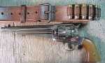 FRANK JAMES GUN BELT
