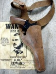 JESSE JAMES STARR SHOULDER HOLSTER