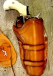 Old West Leather Billy the Kid Historic Cowboy holsters