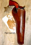 Old West Leather Pat Garrett