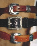 "1 1/2"" to 1"" BUCKLES & BELTS"